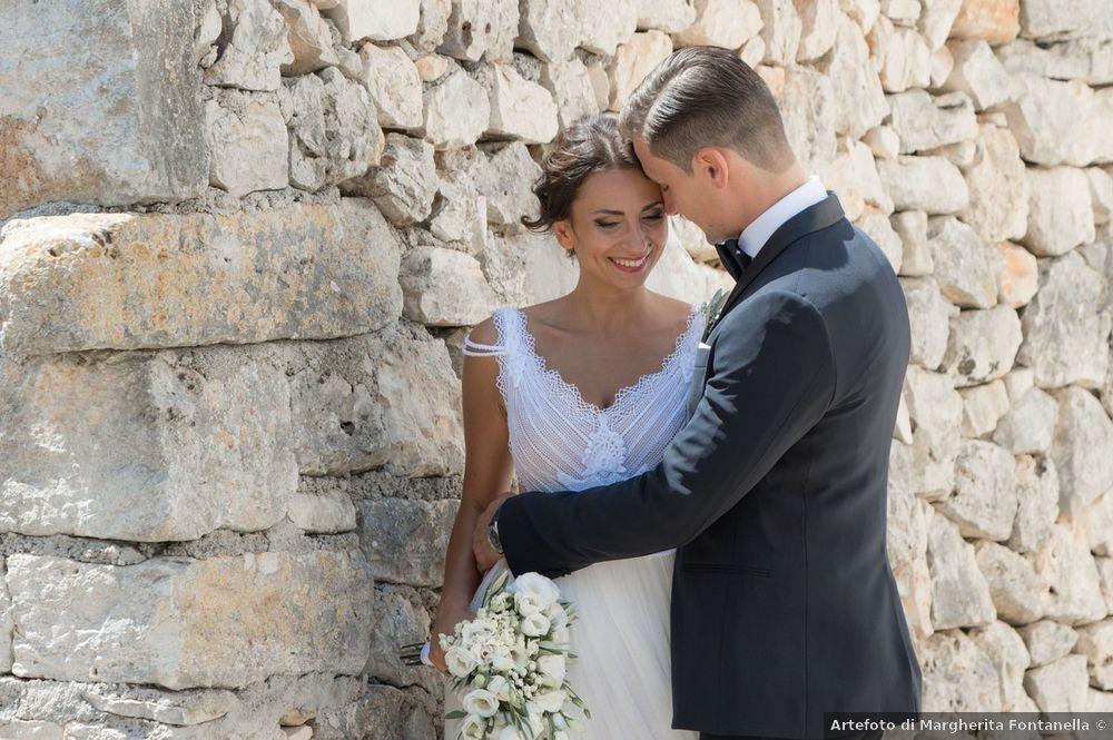 Il matrimonio di Stefania & Michele
