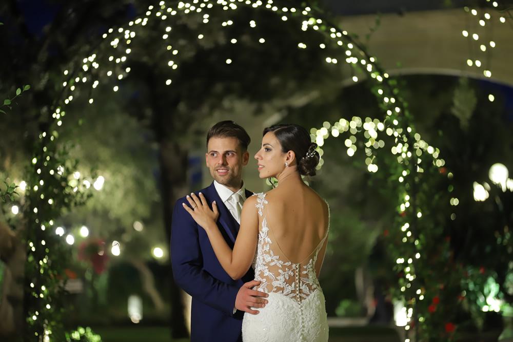 Il matrimonio di Samantha & Vincenzo