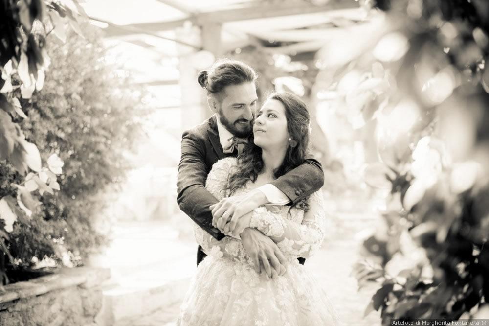 Il matrimonio di Gabriele & Simona