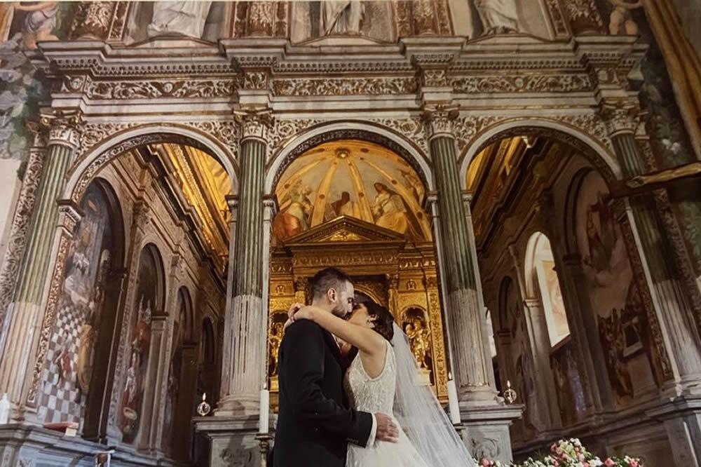 Il Matrimonio di Bianca & Matteo