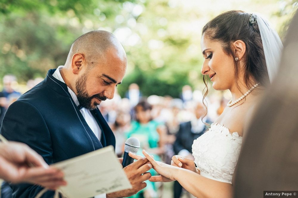 Il matrimonio di Annarita & Vito