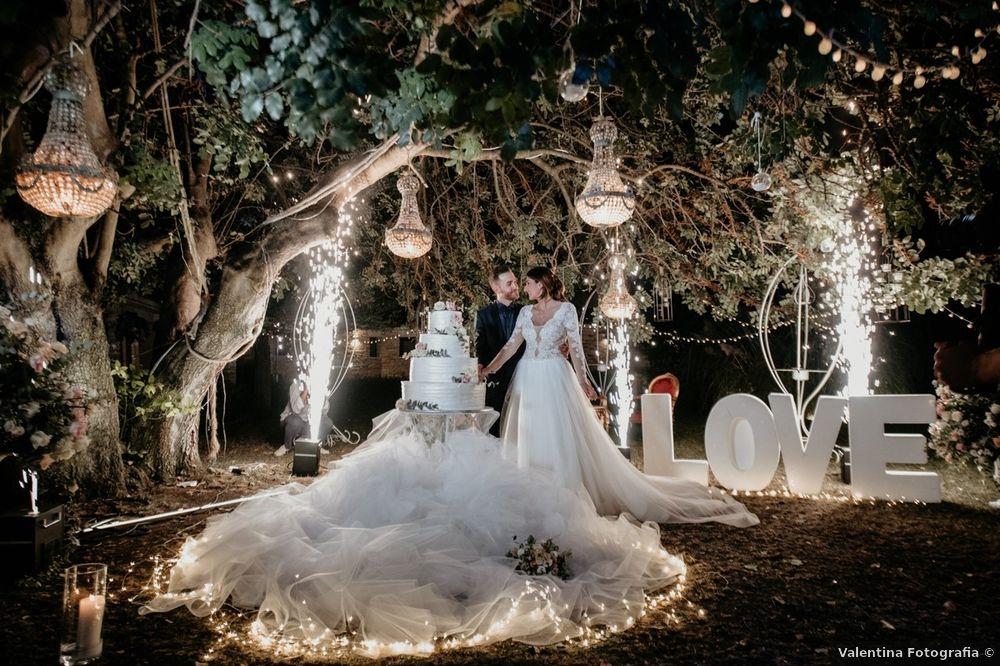 Il matrimonio di Lucia & Pietro