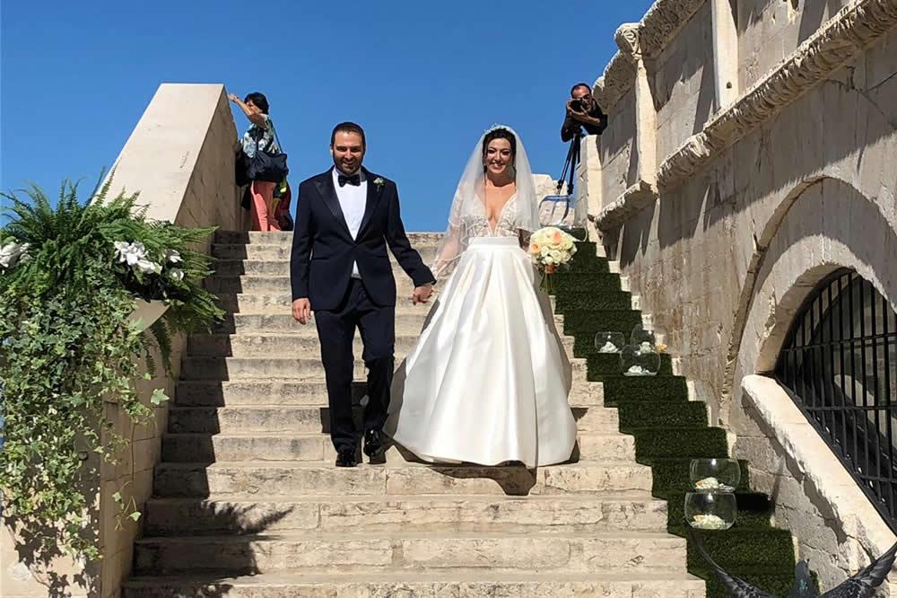 Il Matrimonio di Grazia & Ruggiero